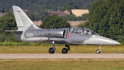 5251 - Slovakia -  Air Force Aero L-39CM Albatros