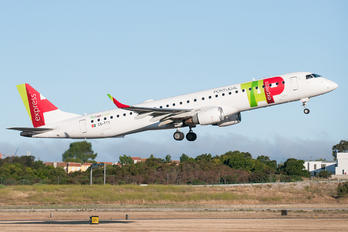 CS-TTY - TAP Express Embraer ERJ-195 (190-200)