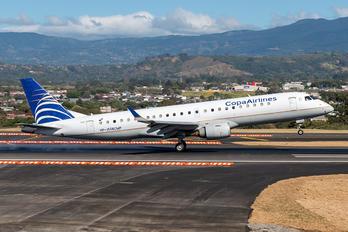 HP-1556CMP - Copa Airlines Embraer ERJ-190 (190-100)