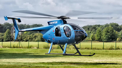 OM-MDM - Techmont MD Helicopters MD-530F