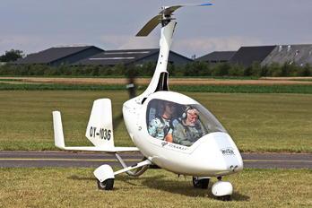 OY-1036 - Private AutoGyro Europe Calidus
