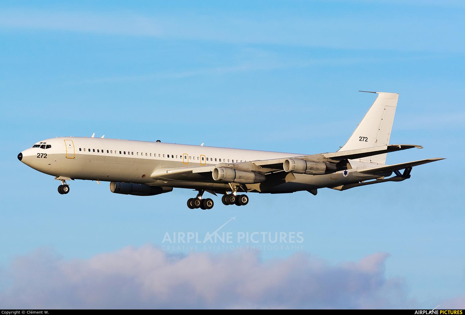 Israel - Defence Force 272 aircraft at Paris - Orly