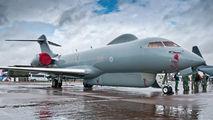 ZJ694 - Royal Air Force Bombardier Sentinel R.1 aircraft