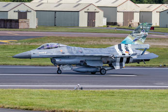 FA-124 - Belgium - Air Force General Dynamics F-16AM Fighting Falcon