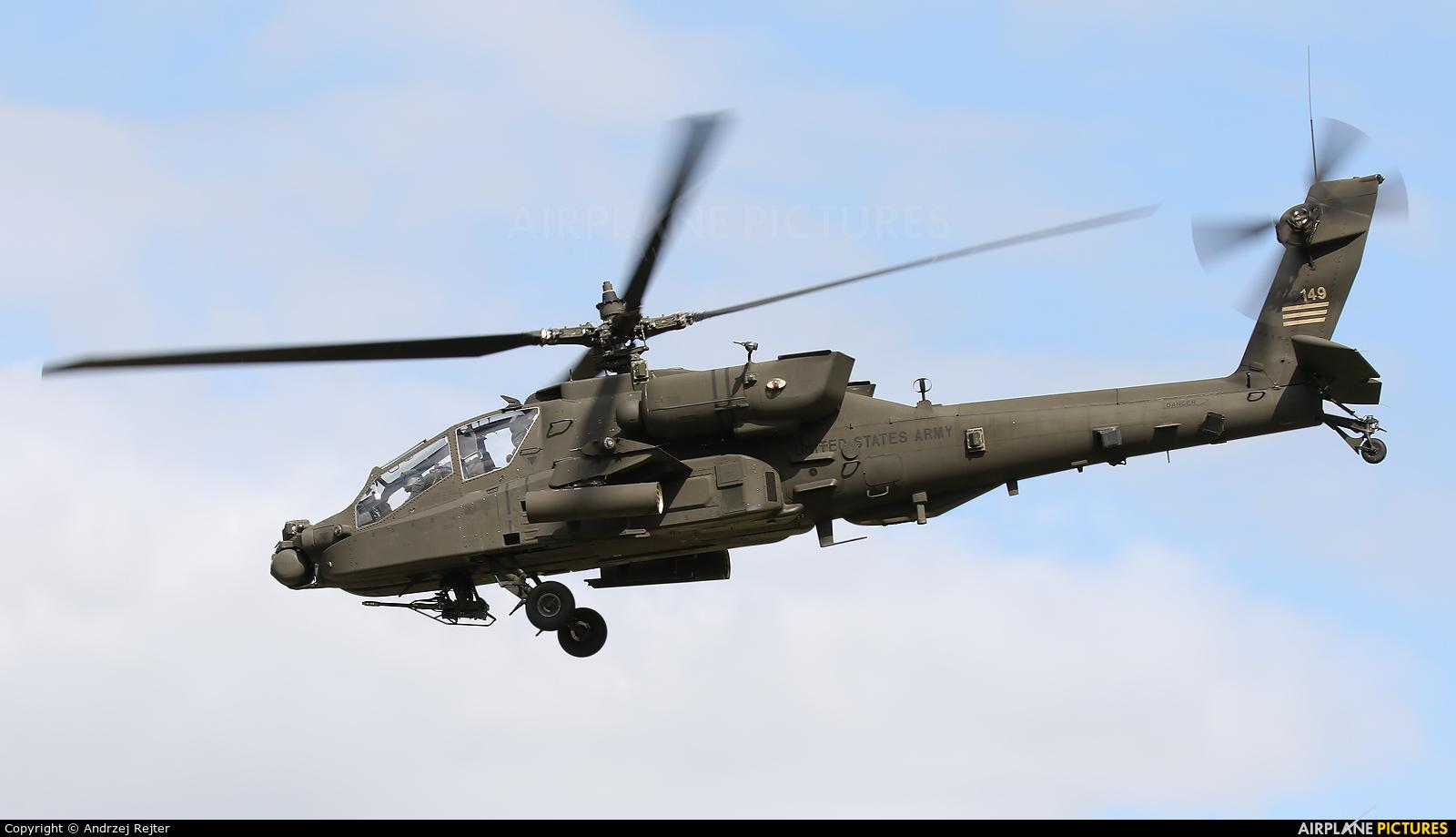 USA - Army 17-03149 aircraft at Kętrzyn - Wilamowo