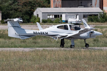 N648KM - Private Diamond DA 42 Twin Star
