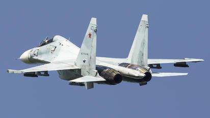 RF-95072 - Russia - Air Force Sukhoi Su-30 M2