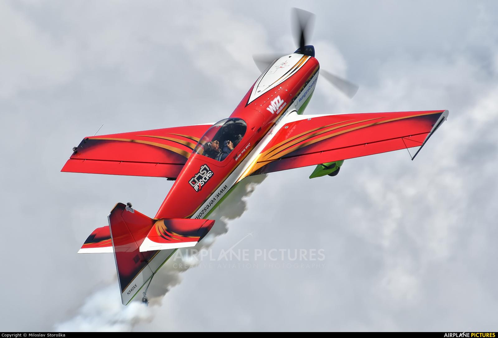 Private N540XX aircraft at Sliač