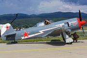 SP-YAQ - Private Yakovlev Yak-3 aircraft