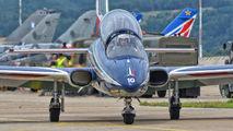 "MM55055 - Italy - Air Force ""Frecce Tricolori"" Aermacchi MB-339A aircraft"
