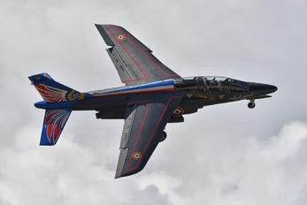 "E114 - France - Air Force ""Patrouille de France"" Dassault - Dornier Alpha Jet E"