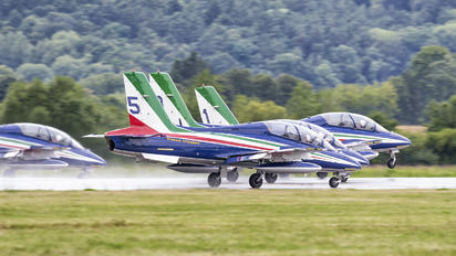 "MM54473 - Italy - Air Force ""Frecce Tricolori"" Aermacchi MB-339-A/PAN"