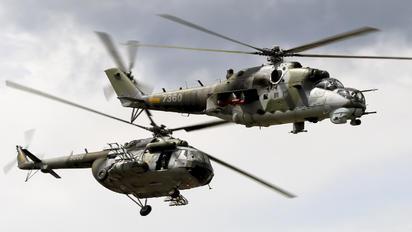 7360 - Czech - Air Force Mil Mi-35