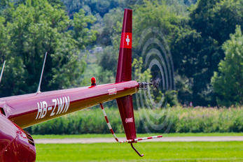 HB-ZWN - Helialpin Robinson R44 Astro / Raven