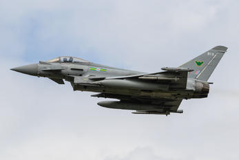 ZJ913 - Royal Air Force Eurofighter Typhoon FGR.4