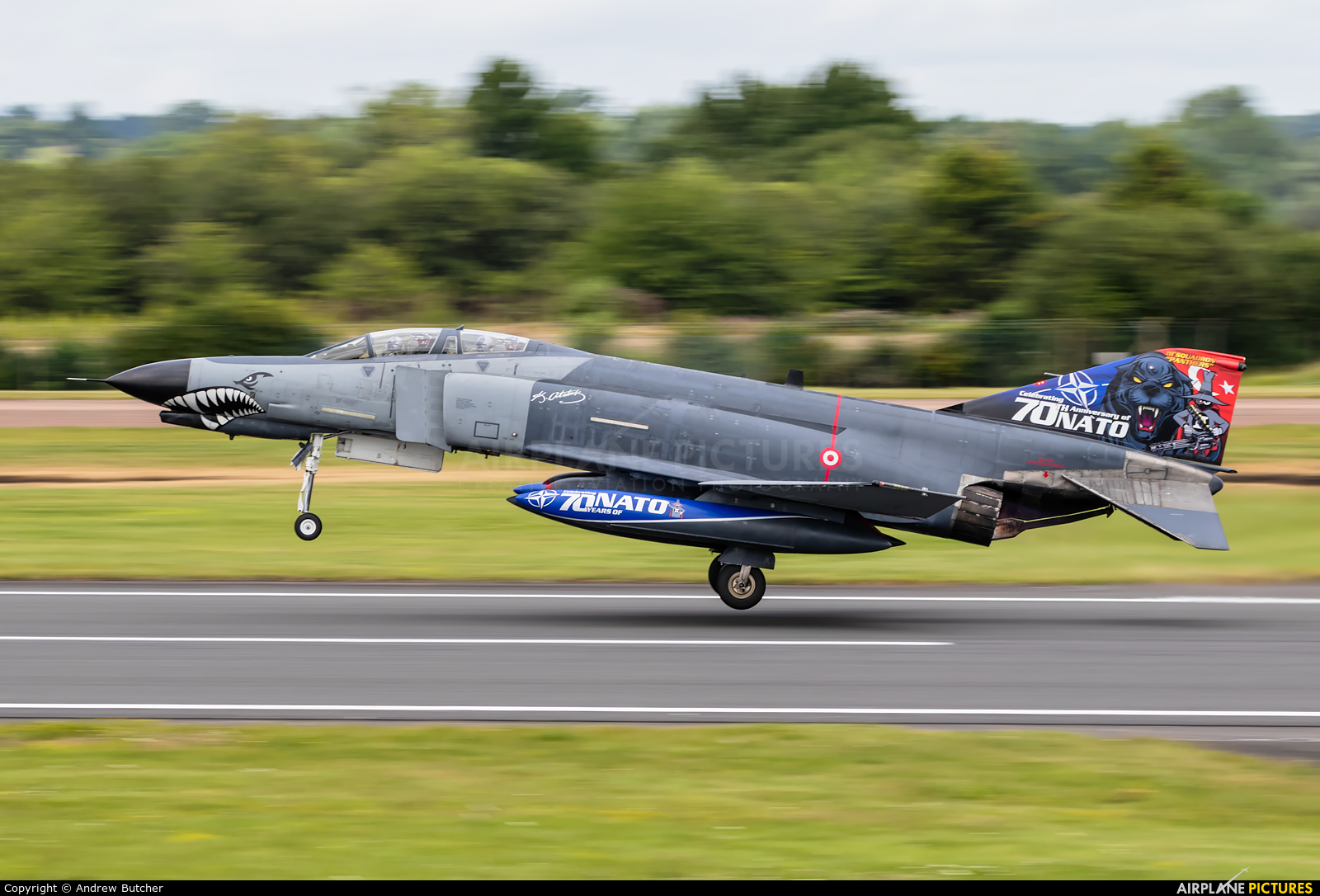 Turkey - Air Force 77-0288 aircraft at Fairford