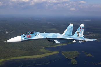 RF-33710 - Russia - Navy Sukhoi Su-33