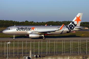 JA19JJ - Jetstar Japan Airbus A320