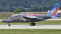 "E114 - France - Air Force ""Patrouille de France"" Dassault - Dornier Alpha Jet E aircraft"