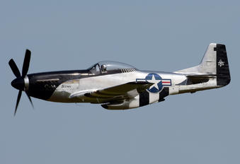 NL51HY - Private North American P-51D Mustang