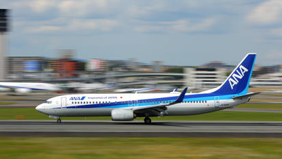 JA75AN - ANA - All Nippon Airways Boeing 737-800