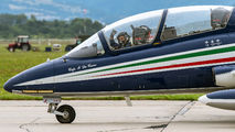 "MM54505 - Italy - Air Force ""Frecce Tricolori"" Aermacchi MB-339-A/PAN aircraft"