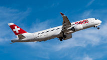 HB-JCP - Swiss Airbus A220-300 aircraft