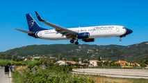 9H-CRI - Blue Panorama Airlines Boeing 737-800 aircraft