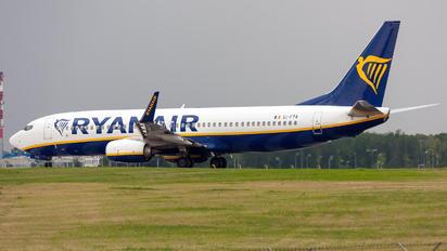 EI-FTA - Ryan Air Boeing 737-800