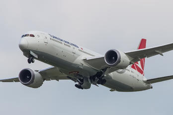 TC-LLB - Turkish Airlines Boeing 787-9 Dreamliner