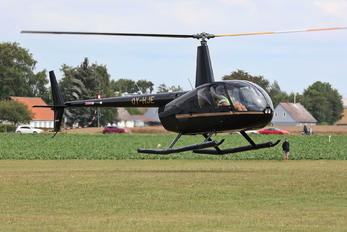 OY-HJE - Private Robinson R44 Clipper