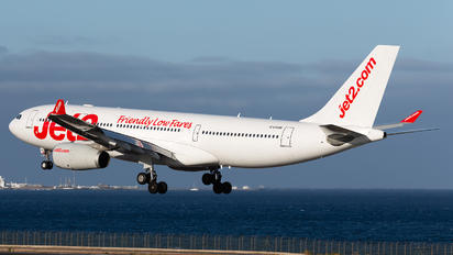 G-VYGM - Jet2 Airbus A330-200