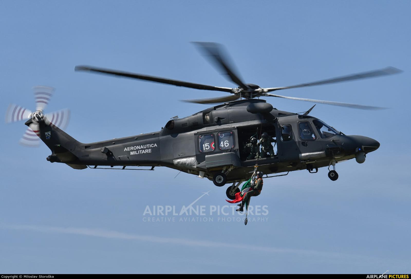 Italy - Air Force MM81802 aircraft at Sliač