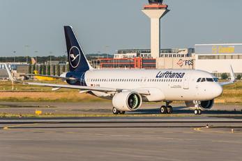 D-AINQ - Lufthansa Airbus A320 NEO
