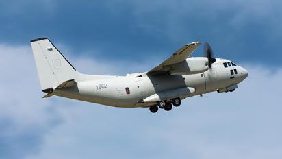 1962 - Slovakia -  Air Force Alenia Aermacchi C-27J Spartan
