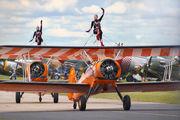 G-IIYI - AeroSuperBatics Boeing Stearman, Kaydet (all models) aircraft