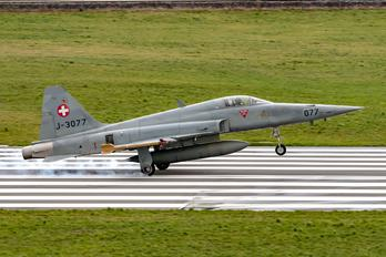 J-3077 - Switzerland - Air Force Northrop F-5E Tiger II