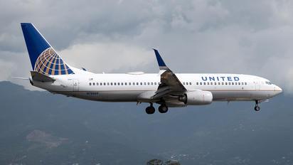 N78509 - United Airlines Boeing 737-800