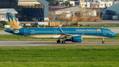 VN-A501 - Vietnam Airlines Airbus A321 NEO