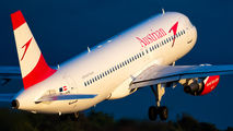 OE-LXD - Austrian Airlines/Arrows/Tyrolean Airbus A320 aircraft