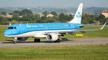 PH-EXY - KLM Cityhopper Embraer ERJ-190 (190-100) aircraft