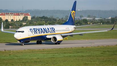SP-RSE - Ryanair Sun Boeing 737-8AS