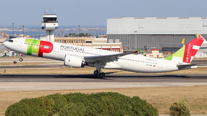 CS-TUH - TAP Portugal Airbus A330-900