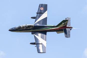 "MM55055 - Italy - Air Force ""Frecce Tricolori"" Aermacchi MB-339A"