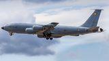 French Boeing C-135FR visited Dusseldorf