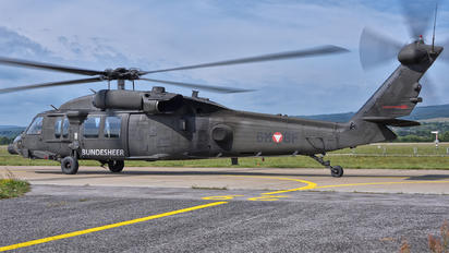 6M-BF - Austria - Air Force Sikorsky S-70A Black Hawk