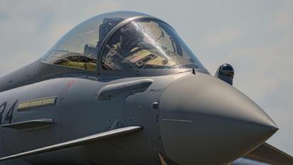C.16-76 - Spain - Air Force Eurofighter Typhoon S