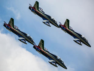 "MM54505 - Italy - Air Force ""Frecce Tricolori"" Aermacchi MB-339-A/PAN"