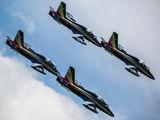 "MM54505 - Italy - Air Force ""Frecce Tricolori"" Aermacchi MB-339-A/PAN aircraft"