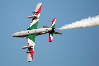 "MM55055 - Italy - Air Force ""Frecce Tricolori"" Aermacchi MB-339-A/PAN"